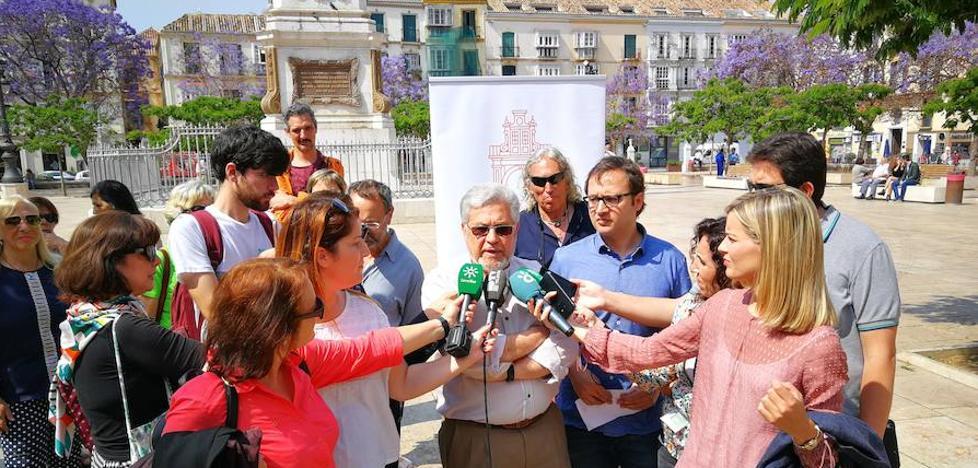 Los vecinos del Centro denuncian que el Ayuntamiento silencia el problema del ruido