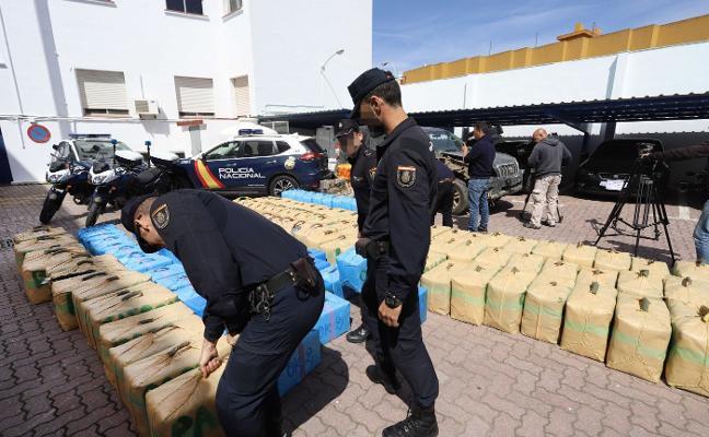 Solo cien agentes de refuerzo en la guerra contra los narcos