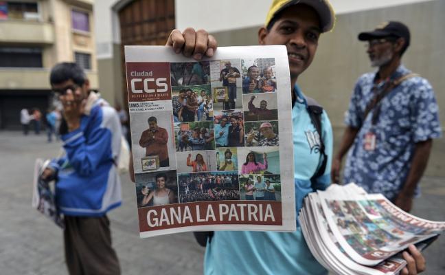Maduro gana solo para los suyos