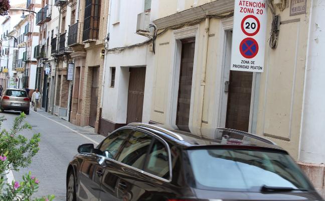 Cuatro calles de Antequera incorporarán radares de velocidad