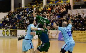 El Conservas Alsur jugará la fase de ascenso a la Asobal en Segovia el 2 y 3 de junio