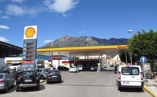 estación de autobuses marbella