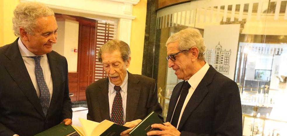 Manuel Alcántara: «Nunca me he sentido protagonista de nada»