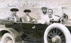Joselito y Belmonte, duelo bajo el sol de Málaga