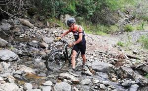 Las sierras de Málaga ponen a prueba a los mejores ciclistas de montaña