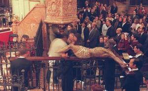 El Obispado da luz verde a la restauración de la imagen del Cristo Mutilado para restituirle las piernas