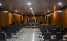 La huelga de jueces y fiscales provoca que se suspendan 500 juicios en Málaga