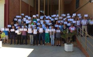 Los trabajadores de las prisiones de Alhaurín y Archidona secundan el paro nacional convocado por los sindicatos