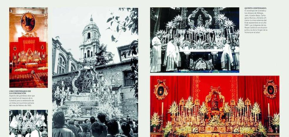 SUR ofrece dos revistas con motivo de la procesión magna de la Patrona de Málaga