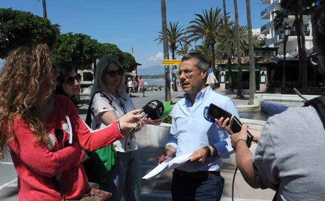 La ordenanza para frenar el 'torsonudismo' en Marbella inicia su tramitación