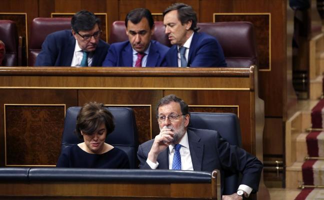El PNV salva la primera votación de los Presupuestos
