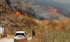 Las lluvias de la primavera, ¿buenas o malas ante el riesgo de incendios forestales este verano?