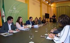 La Junta prepara un plan de intervención en zonas desfavorecidas de la provincia de Málaga