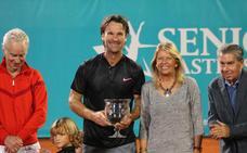 La Senior Master Cup marbellí rejuvenece su elenco de participantes