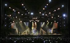 Fotos del concierto de Romeo Santos en Málaga
