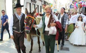 Ronda espera 25.000 visitantes en su recreación de la época dorada del romanticismo