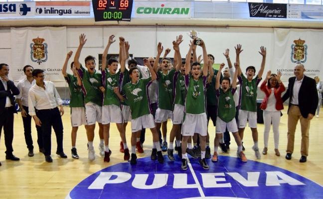 El Unicaja suma un nuevo título en el Campeonato de Andalucía infantil