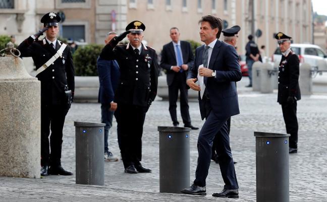 «Seré el abogado defensor de los italianos»
