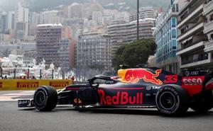 Red Bull pide paso