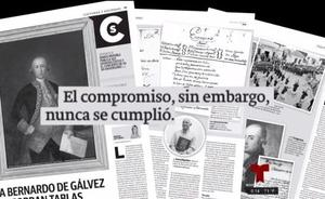 Bernardo de Gálvez también aspira al Emmy