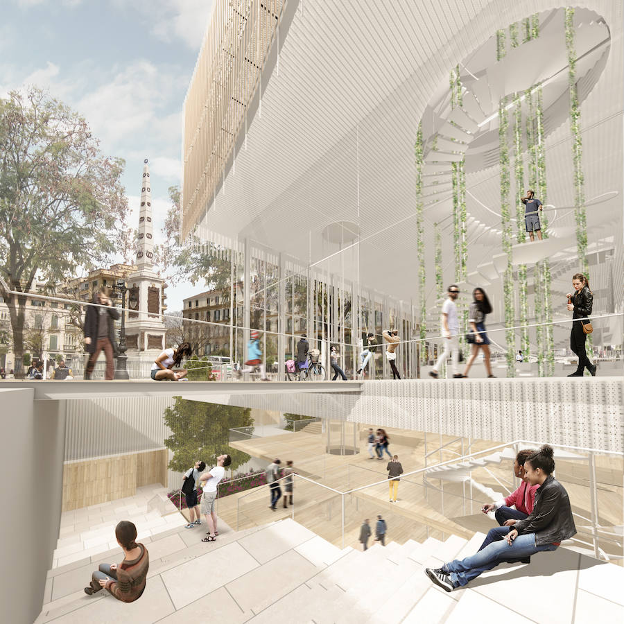 El proyecto para el Astoria, pendiente de un estudio de viabilidad económica