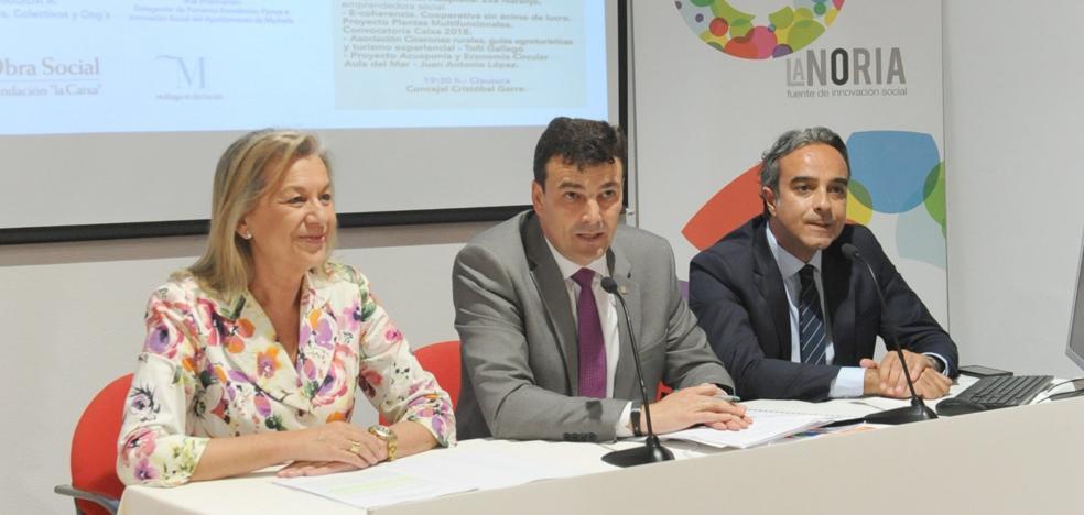 La Noria echa la red en Marbella para impulsar nuevos proyectos de innovación social