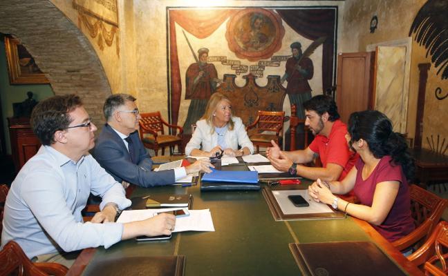 El Ayuntamiento estudia un convenio de asesoramiento con La Marbella Canina