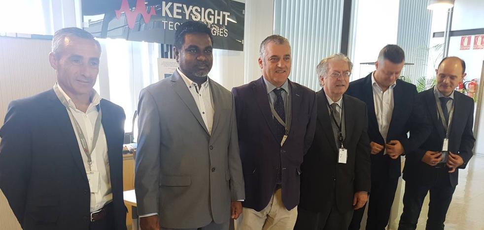 Keysight Technologies coloca a Málaga a la vanguardia en el diseño de soluciones para la tecnología 5G