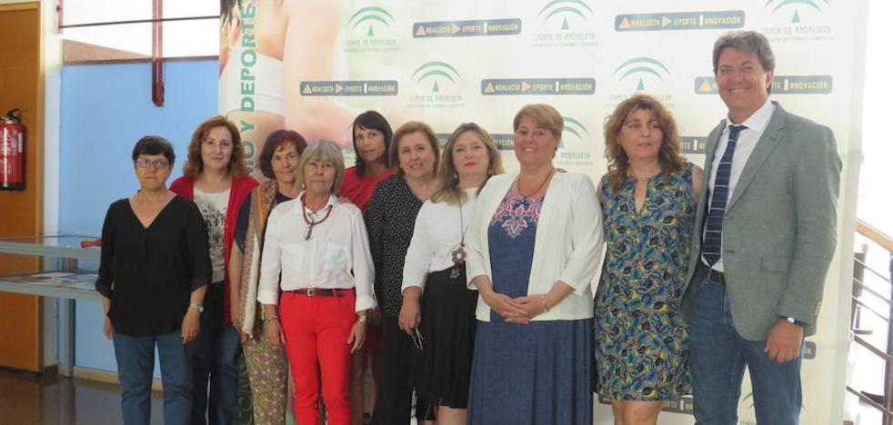Las federaciones andaluzas aumentarán la participación de las mujeres en el deporte