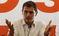 Ciudadanos exige adelanto electoral o planteará su propia moción al Gobierno