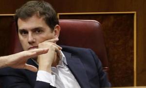 Ciudadanos apoyará una moción de censura si Rajoy no convoca elecciones