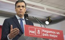 Sánchez aspira a formar un Gobierno del Psoe y deja en el aire la convocatoria de elecciones