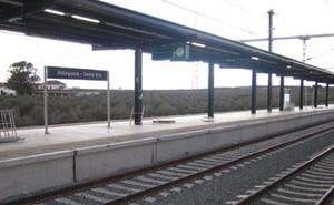 Adif licita el ramal de conexión de la línea convencional Bobadilla-Granada a la nueva estación de Antequera