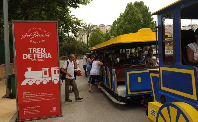 Marbella refuerza su plan de movilidad para facilitar el acceso al recinto ferial de noche