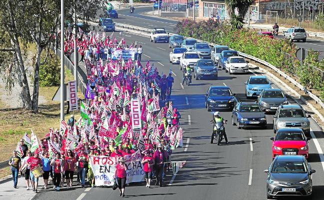 Los sindicatos mantienen la amenaza de huelga este verano en la hostelería