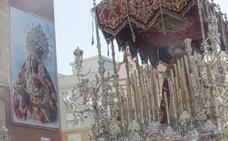 Todos los vídeos de la Magna Procesión de la Victoria en Málaga