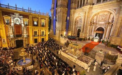 Directo | Magna Procesión de la Victoria en Málaga
