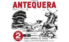 'El Juli', Roca Rey y Ginés Marín, trío de ases en el excepcional cartel de la Feria Taurina de Antequera 2018