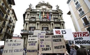 El Gobierno de Navarra recurre la sentencia y pide condena por agresión sexual para 'la Manada'
