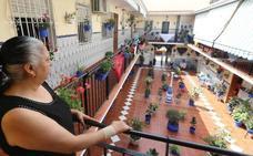 Una treintena de patios participan en la Semana Popular de los Corralones de Málaga