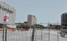 Las obras del metro de Málaga no se podrán retomar al menos hasta finales de julio