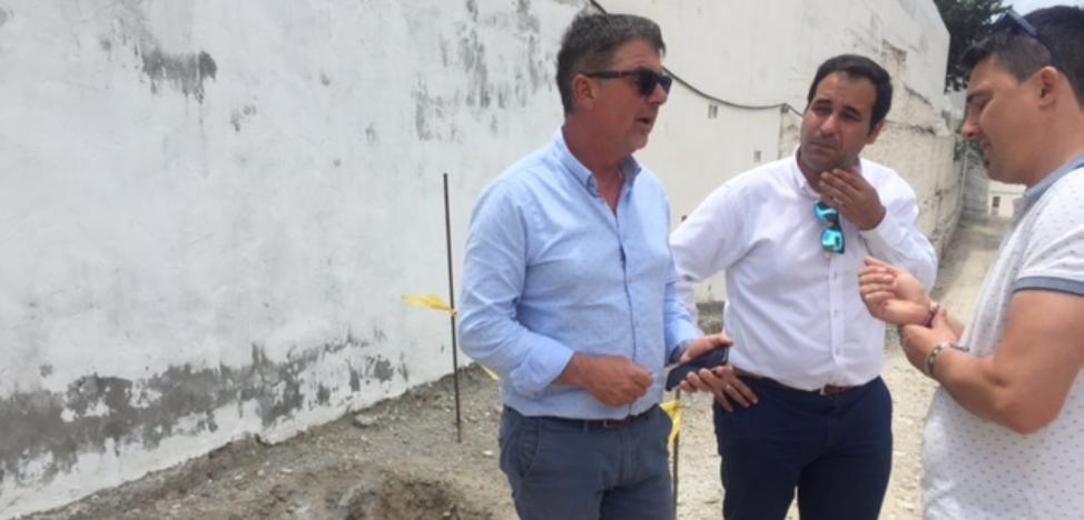 Destinan 150.000 euros a reparar la tubería que abastece a tres pueblos
