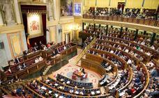 Los diputados malagueños, entre la prudencia y la expectación ante la moción de censura