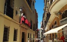 Cuatro salidas procesionales marcan el fin de semana en Málaga