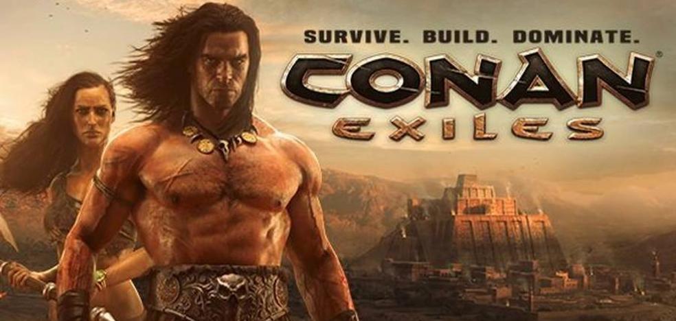 Conan Exiles, supervivencia en el mundo del cimmerio