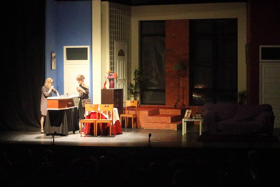 Así fue la última función en el Teatro Alameda