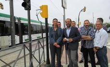 Ciudadanos considera «un fracaso» que De la Torre lleve a los tribunales la prolongación del metro en superficie al Civil