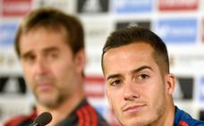 Lucas Vázquez: «Lo de Zidane fue un poco sorprendente; le echaremos de menos»