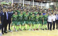 Los 14 héroes del UMA Antequera