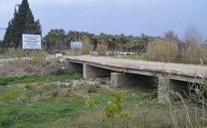 El Puente de San Joaquín, dos años de vías cortadas en Alhaurín de la Torre